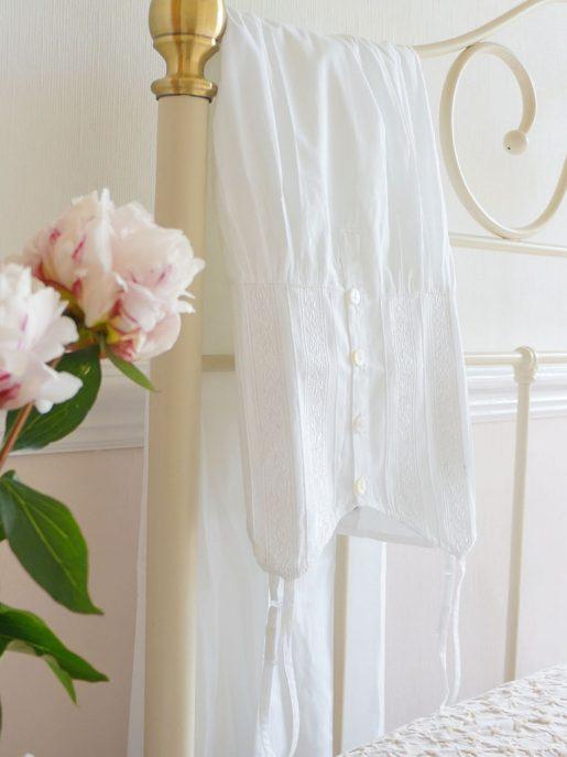 Ella Cotton Victorian Style Nightdress