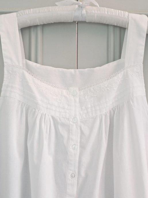 Daisy Chain Cotton Nightdress