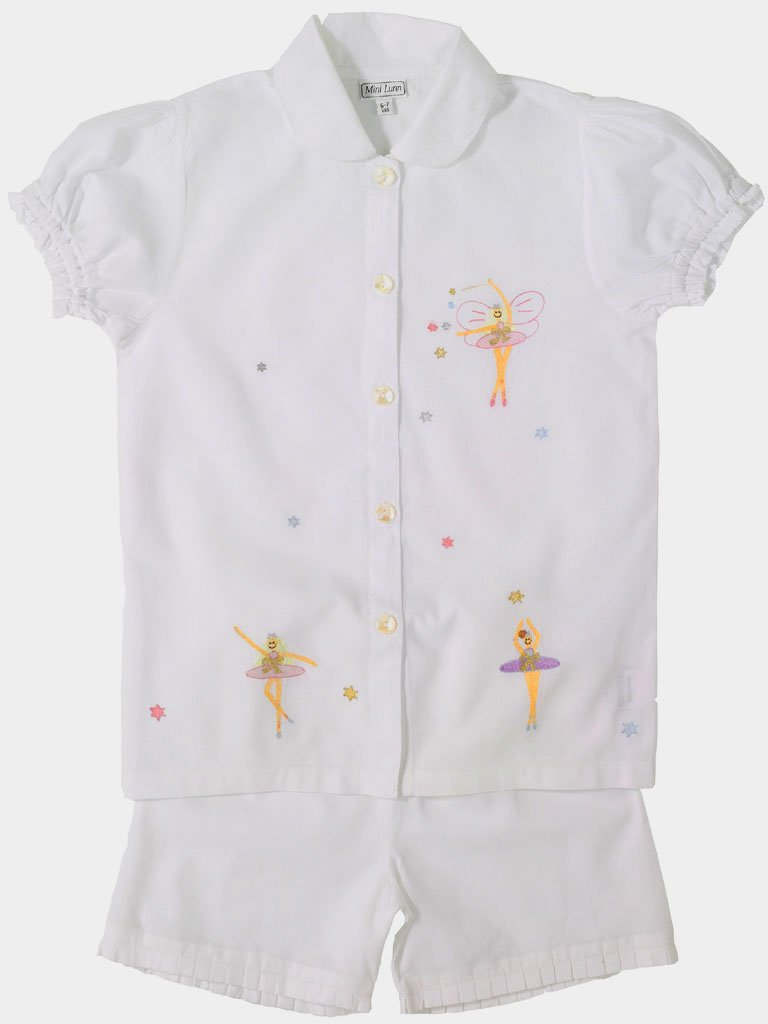 Ballerina Cotton Pyjamas