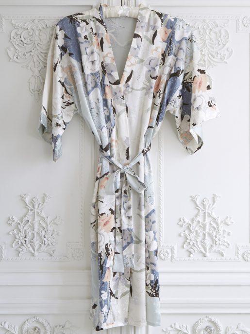 Blossom Printed Kimono