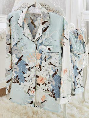 Blossom Printed Pyjamas
