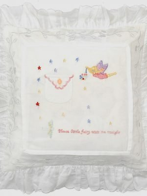 Tooth Fairy Baby Cushion