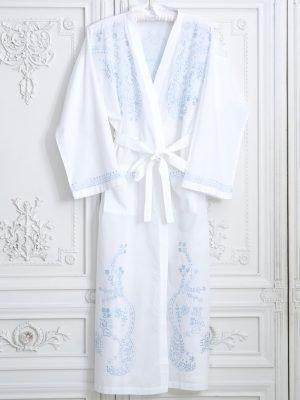 Renaissance Cotton Dressing Gown