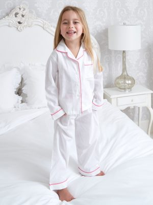 cad8aaddd5 Luxurious Personalised Cotton Nightwear