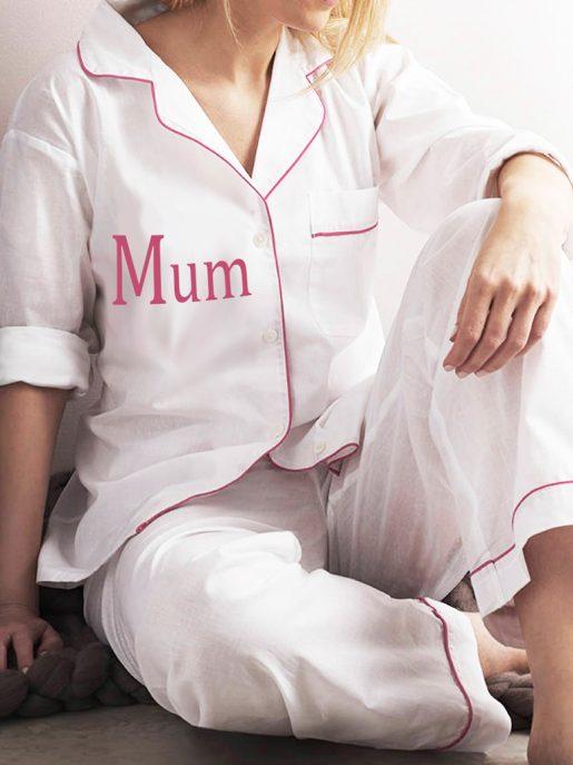 Personalised Mum Pyjama